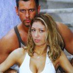Laci és Zsanett a Kísértés c. műsor párja
