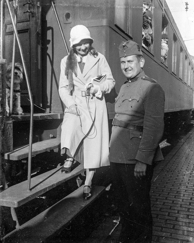 Fortepan/LISSÁK TIVADAR, 1934