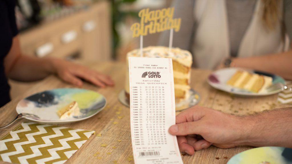 lottónyeremény születésnap