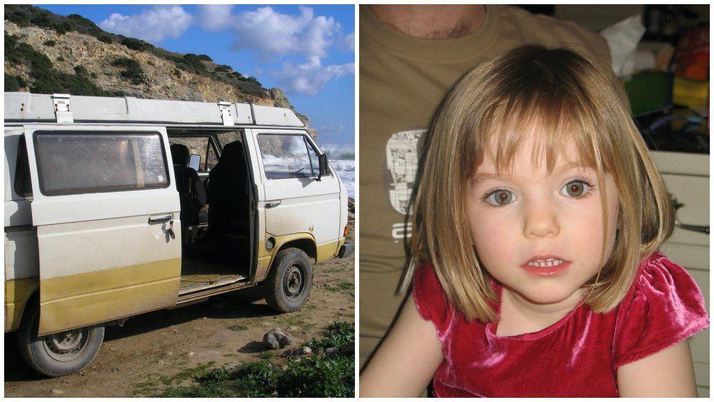 Madeleine McCann gyerekrablás