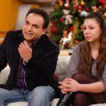 Az RTL Klub Reggeli című műsorának vendégeként Mága Zoltán és a lánya, Mága Jennifer 2010-ben