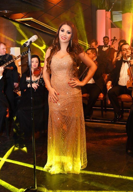 A Dáridó című műsor szilveszteri TV felvétele 2016 decemberében, ahol Mága Jennifer volt az egyik fellépő