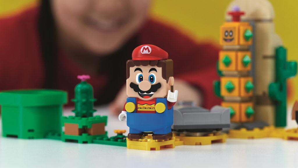 A LEGO Super Mario lesz az idei év slágerajándéka