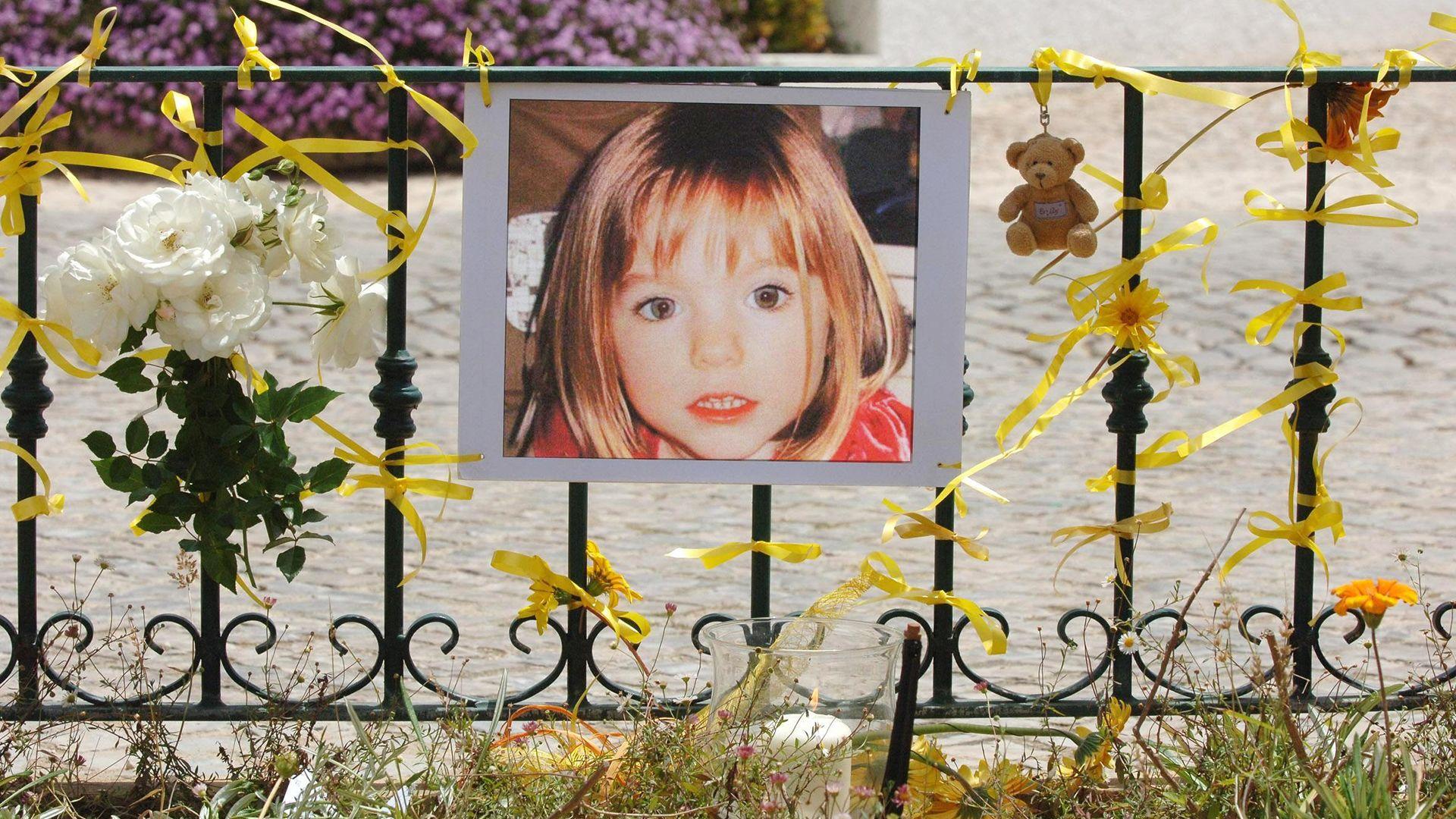 Madeleine McCann meghalt, egy német ügyész szerint