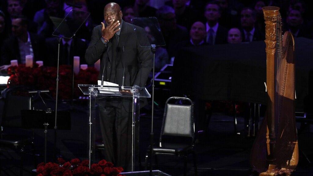 Michael Jordan százmillió dollárt ad a magánvagyonából a rasszizmus ellen (Fotó: MTI/EPA/Etienne Laurent)
