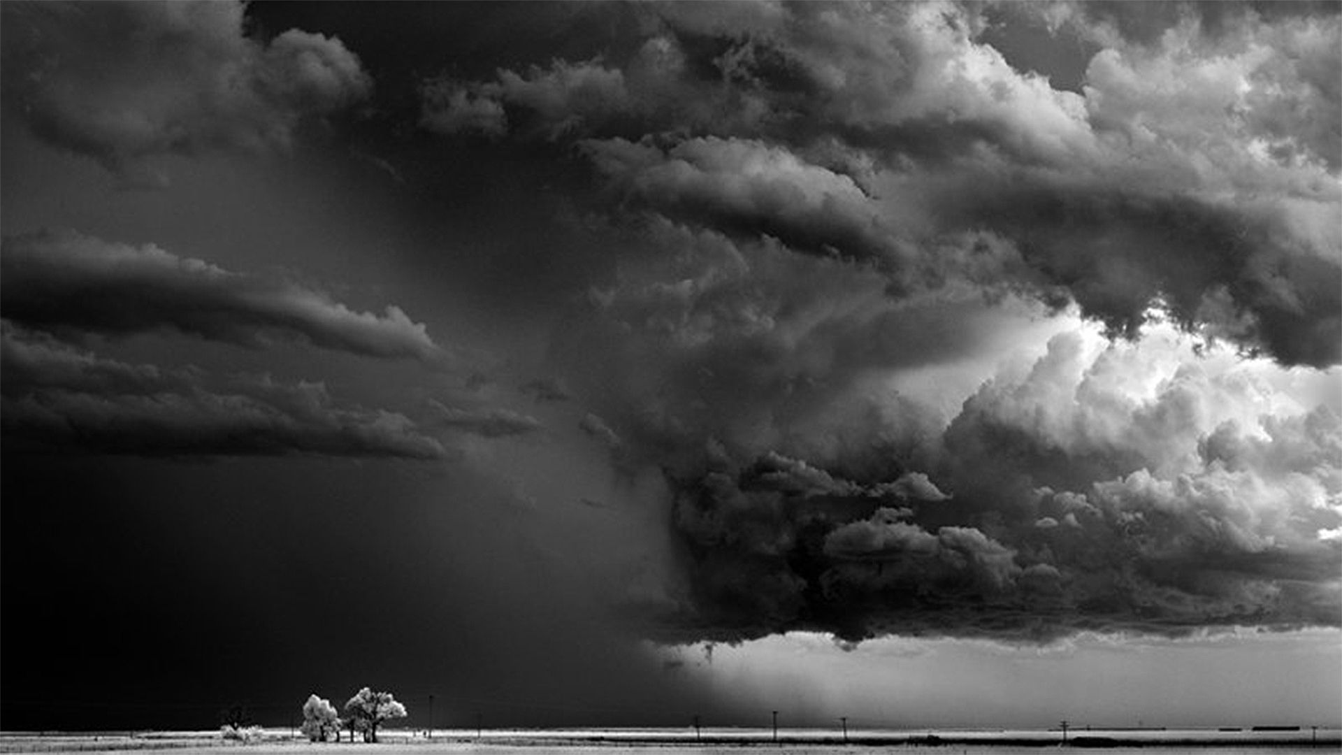 Döbbenetes felhőfotókat készít az amerikai fotós