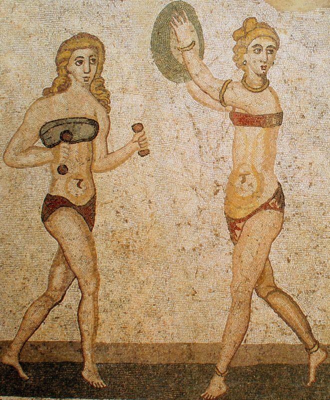 Szőke rómaiak