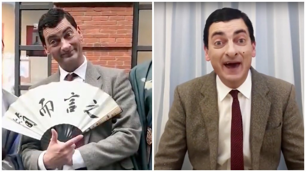 mr bean hasonmás nigel dixon
