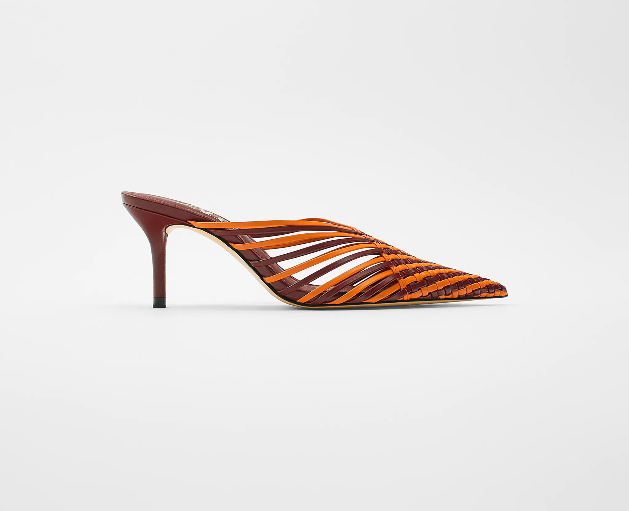 mule papucs - Zara
