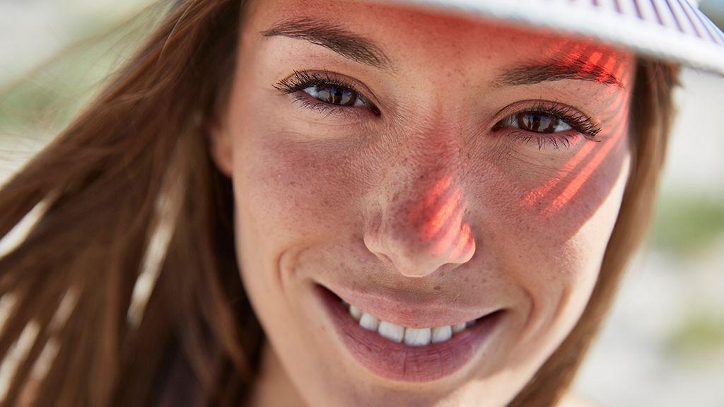 Könnyen ellenőrizheted, mennyire károsította bőrödet a napsugárzás.