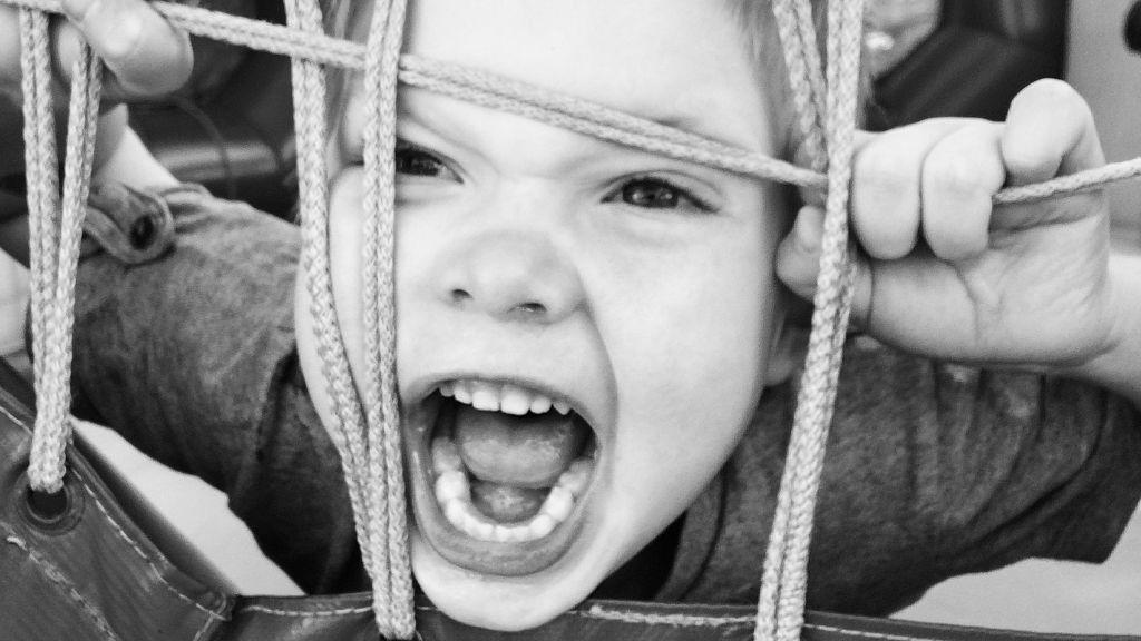 A nárcisztikus nem más, mint egy dackorszakos gyerek
