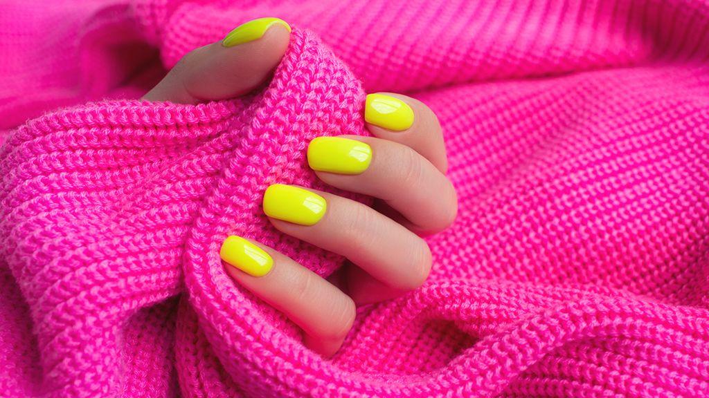 Lehet egyszínű is, neonból néha ez is elég (Fotó: Pixabay)