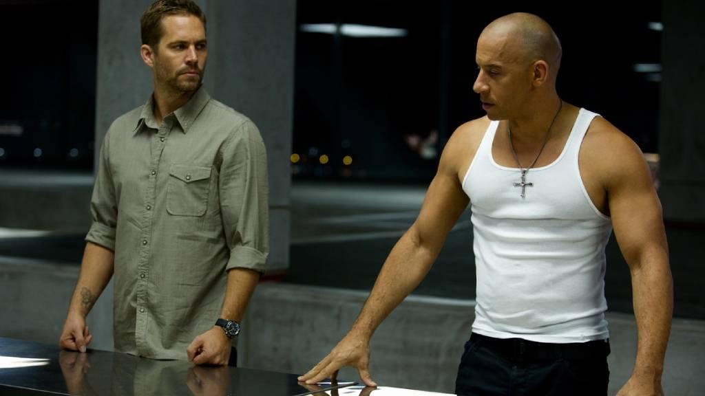 Paul Walker és Vin Diesel