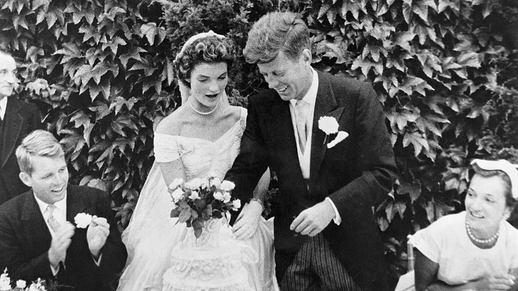 Jackie Kennedy esküvője