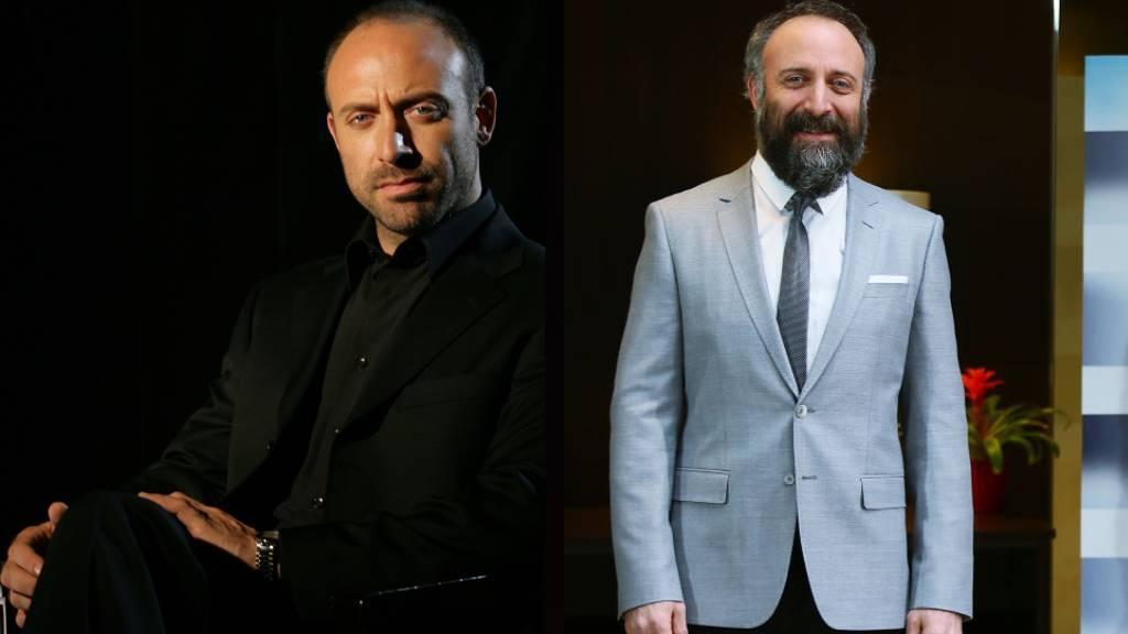 Halit Ergenç, a Seherezádé és Szulejmán sorozatok főszereplője