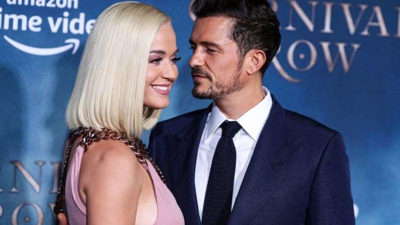 Orlando Bloom és Katy Perry