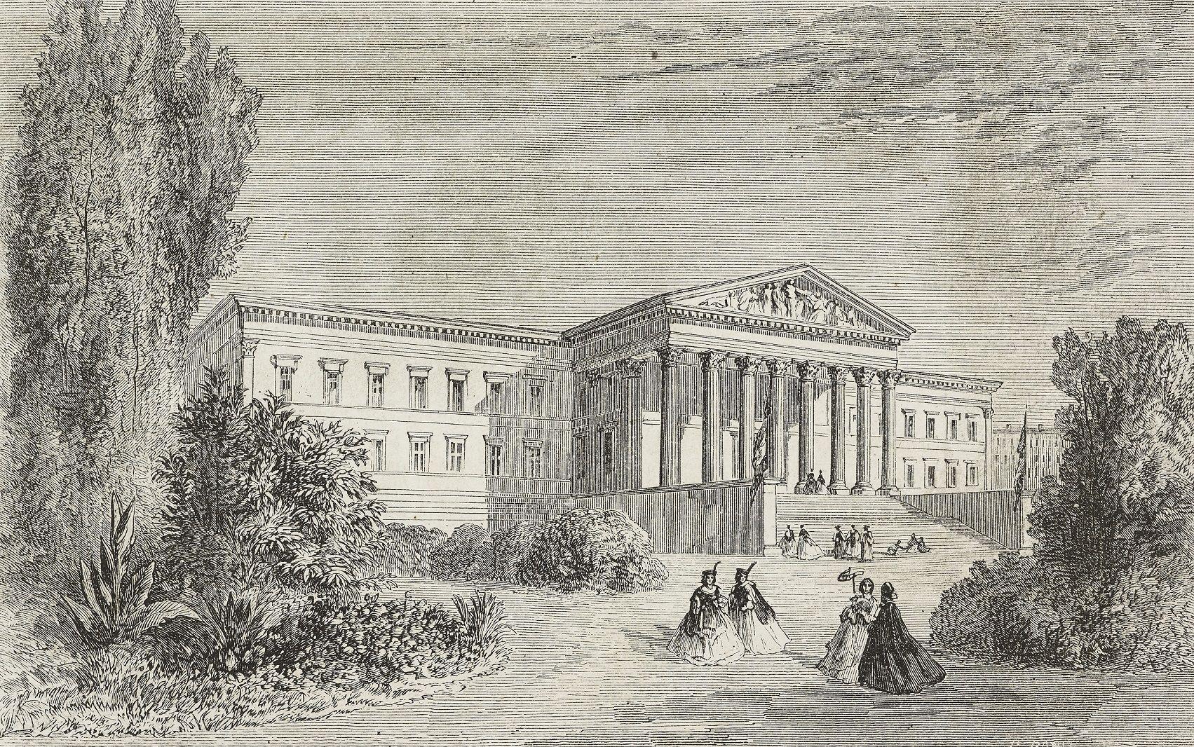 Dieudonne Lancelot: A Nemzeti Múzeum (forrás: gettyimages)