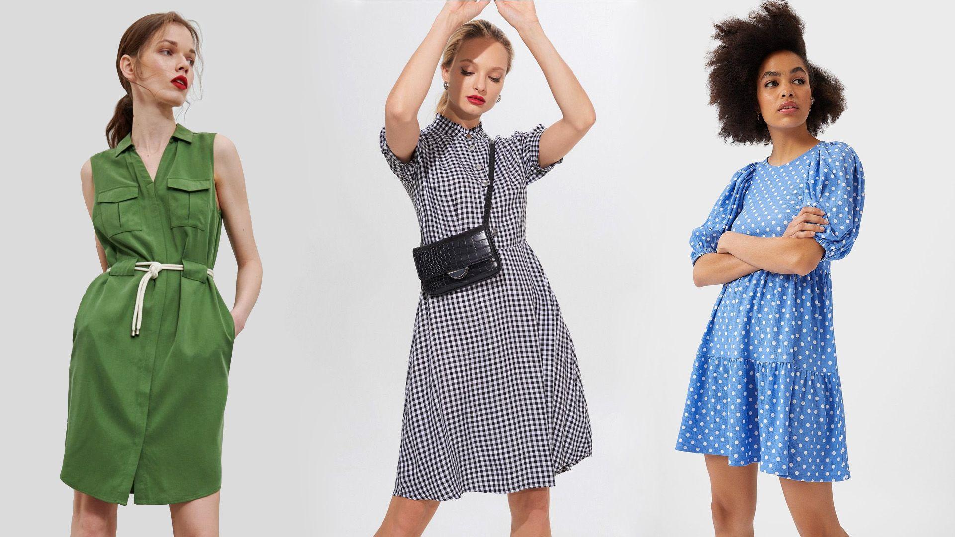 30 trendi nyári ruha 6000 forint alatt
