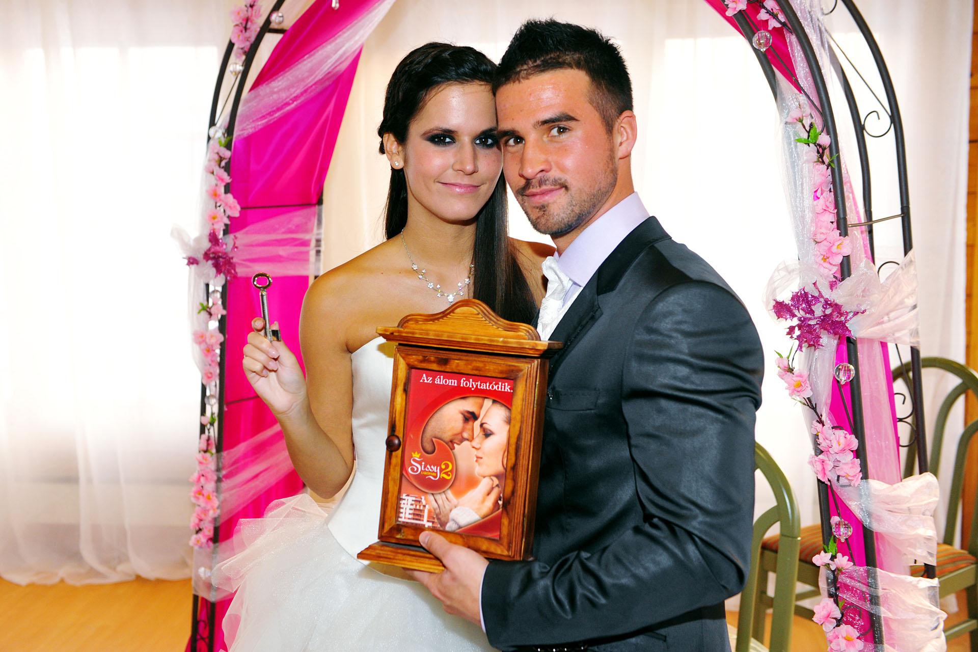 Csenge és Peti az Összeesküvők álompárja