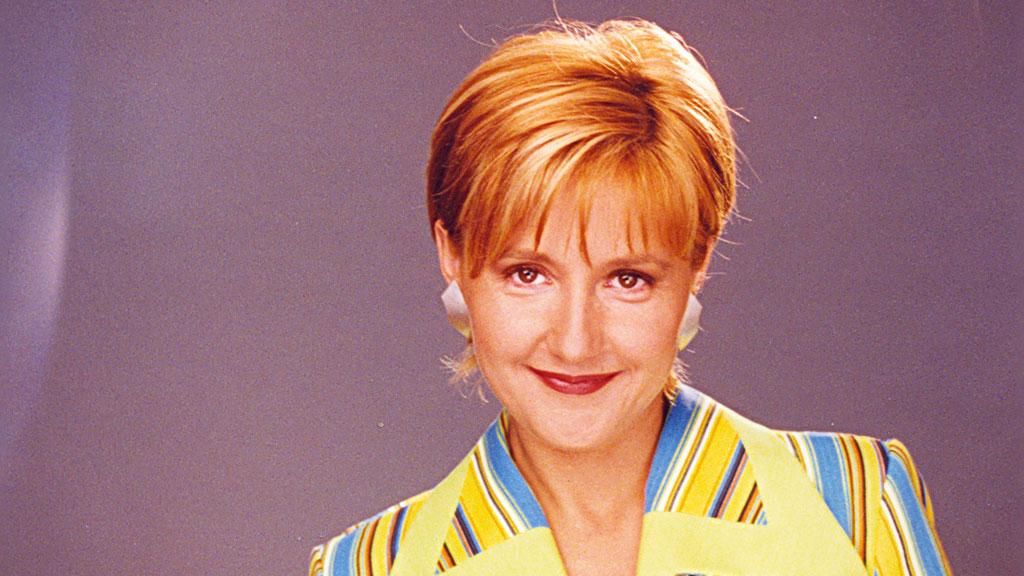 Palcsó Brigitta, az MTV műsorvezetője