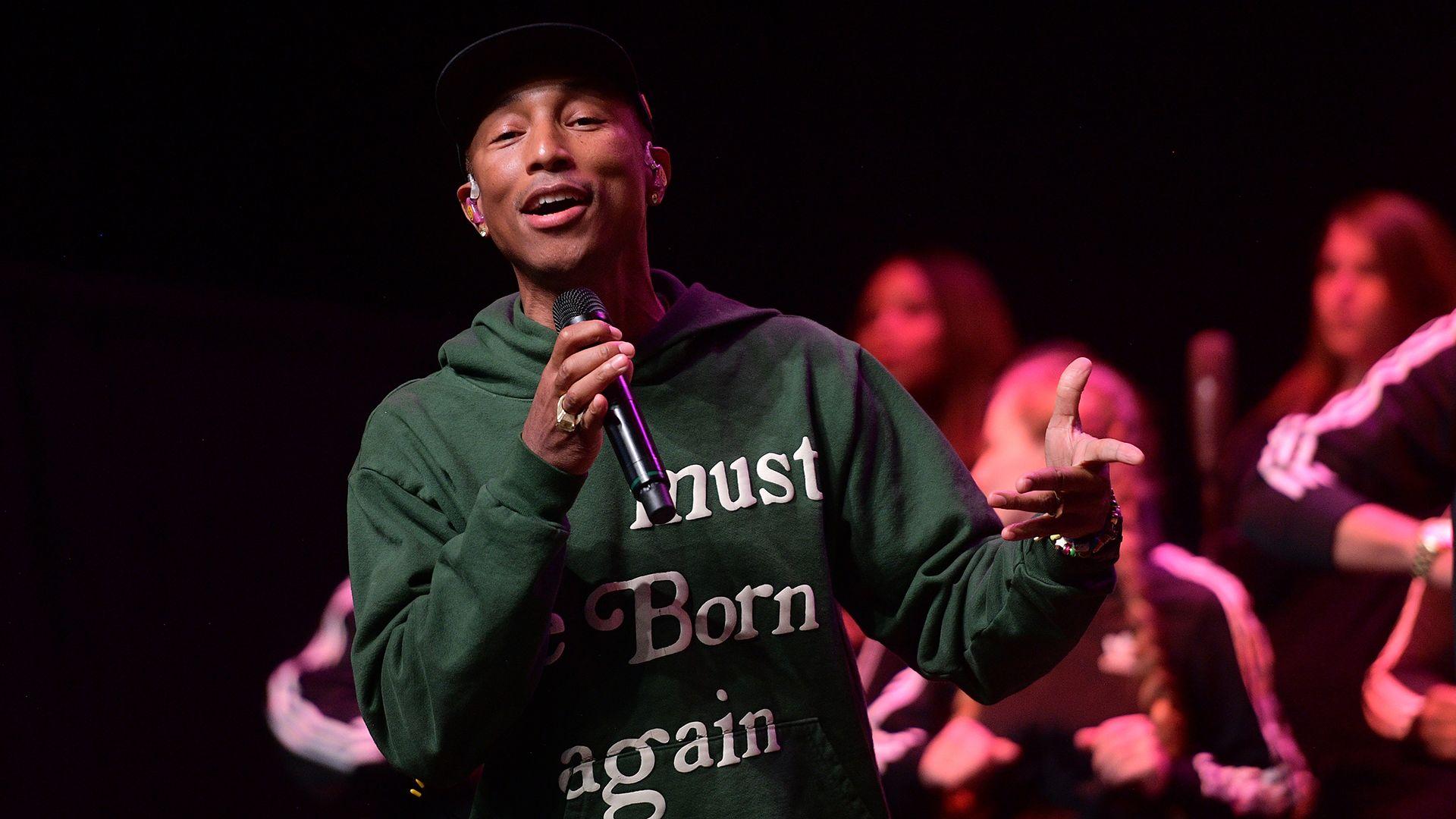 Nem hiszed el, hogy hány éves Pharrell Williams