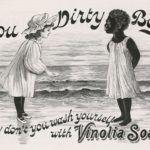 A Chlorinol rasszista reklámja