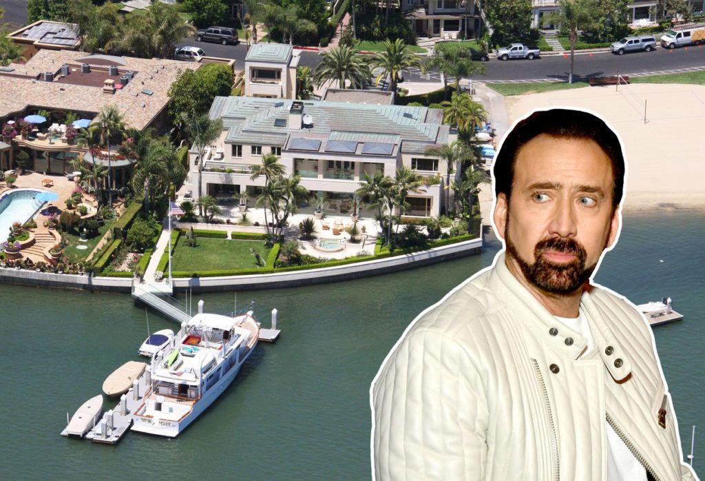 Nicolas Cage 10 milliós ingatlana