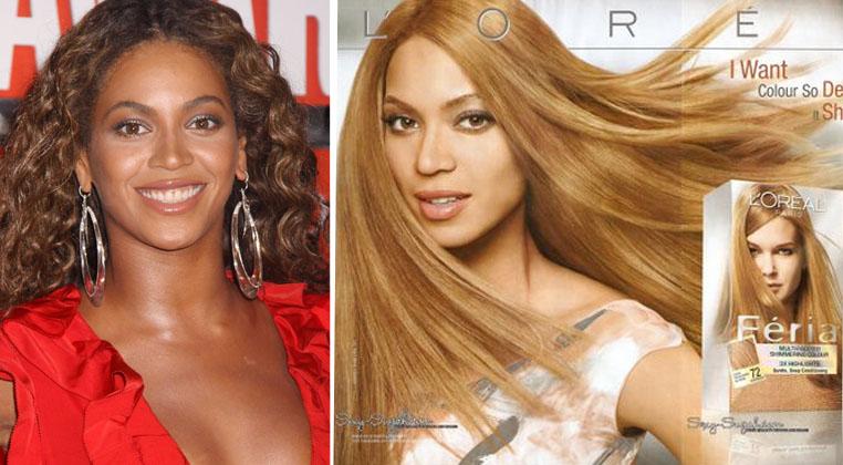 Beyoncé is áldozatul esett