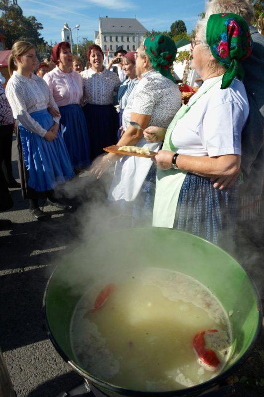 Régi magyar ételek