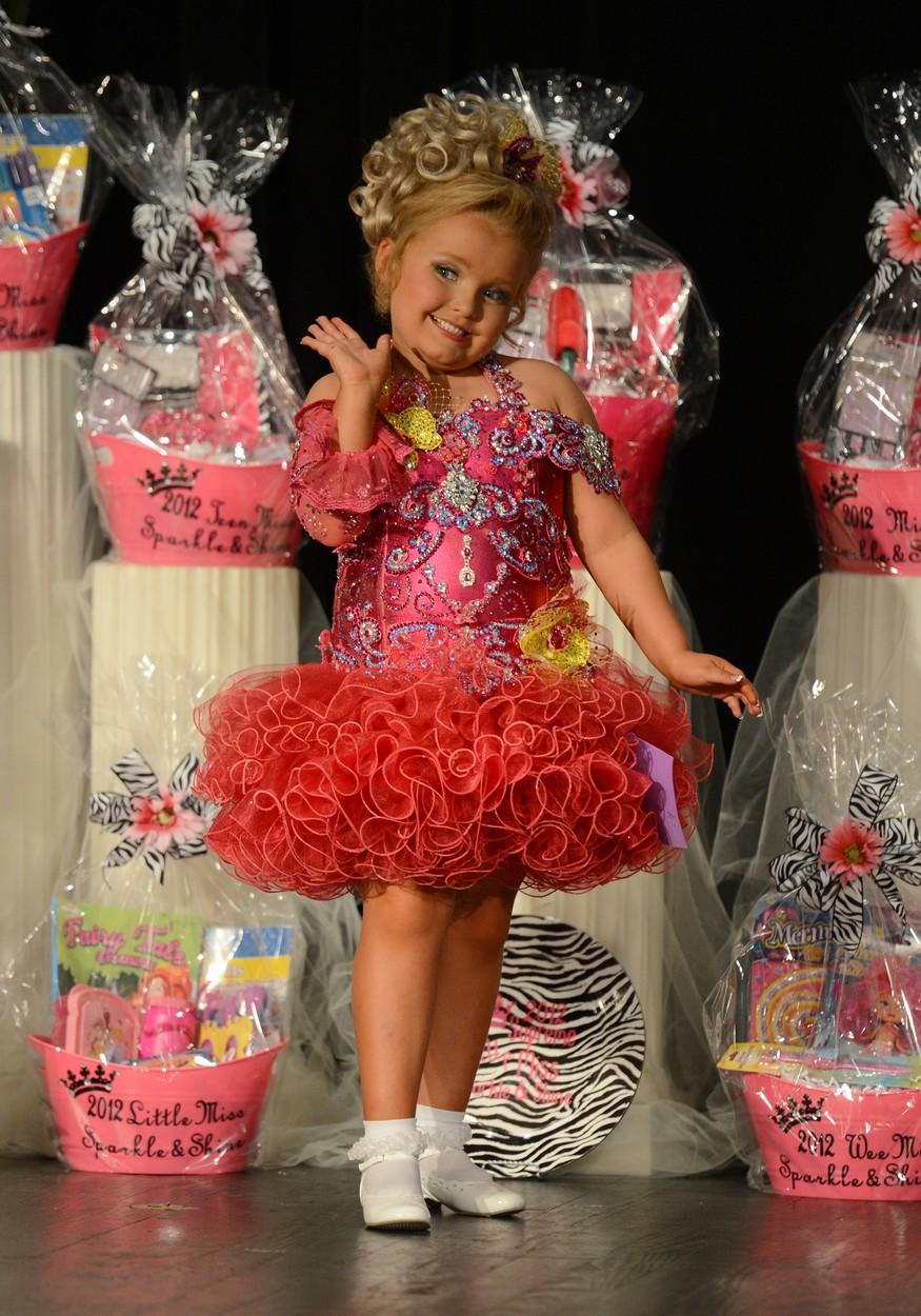 Honey Boo Boo a szépségversenyen