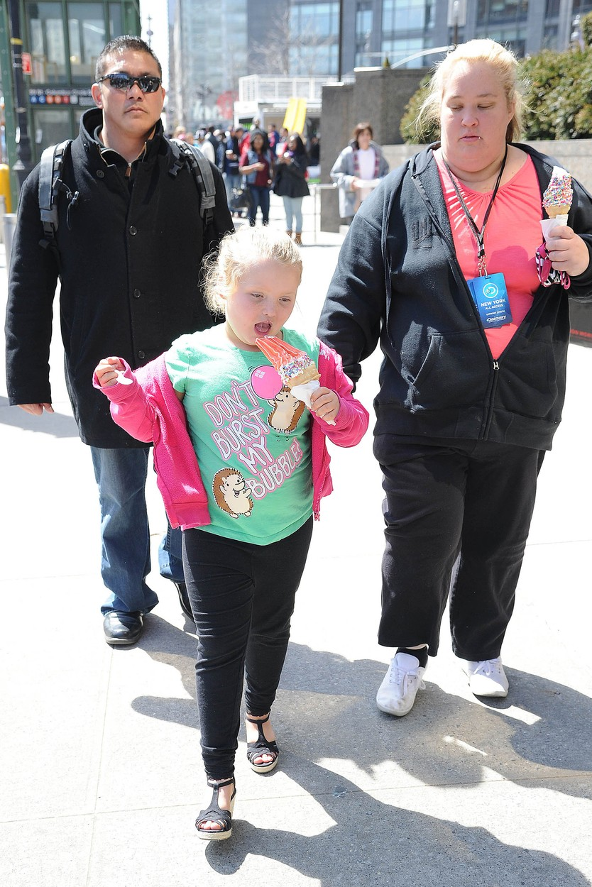 Honey Boo Boo és édesanya New Yorkban
