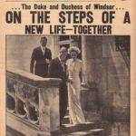 A Daily Mirror részletes tudósítást közölt Wallis Simpson és VIII. Eduárd brit király esküvőjéről.