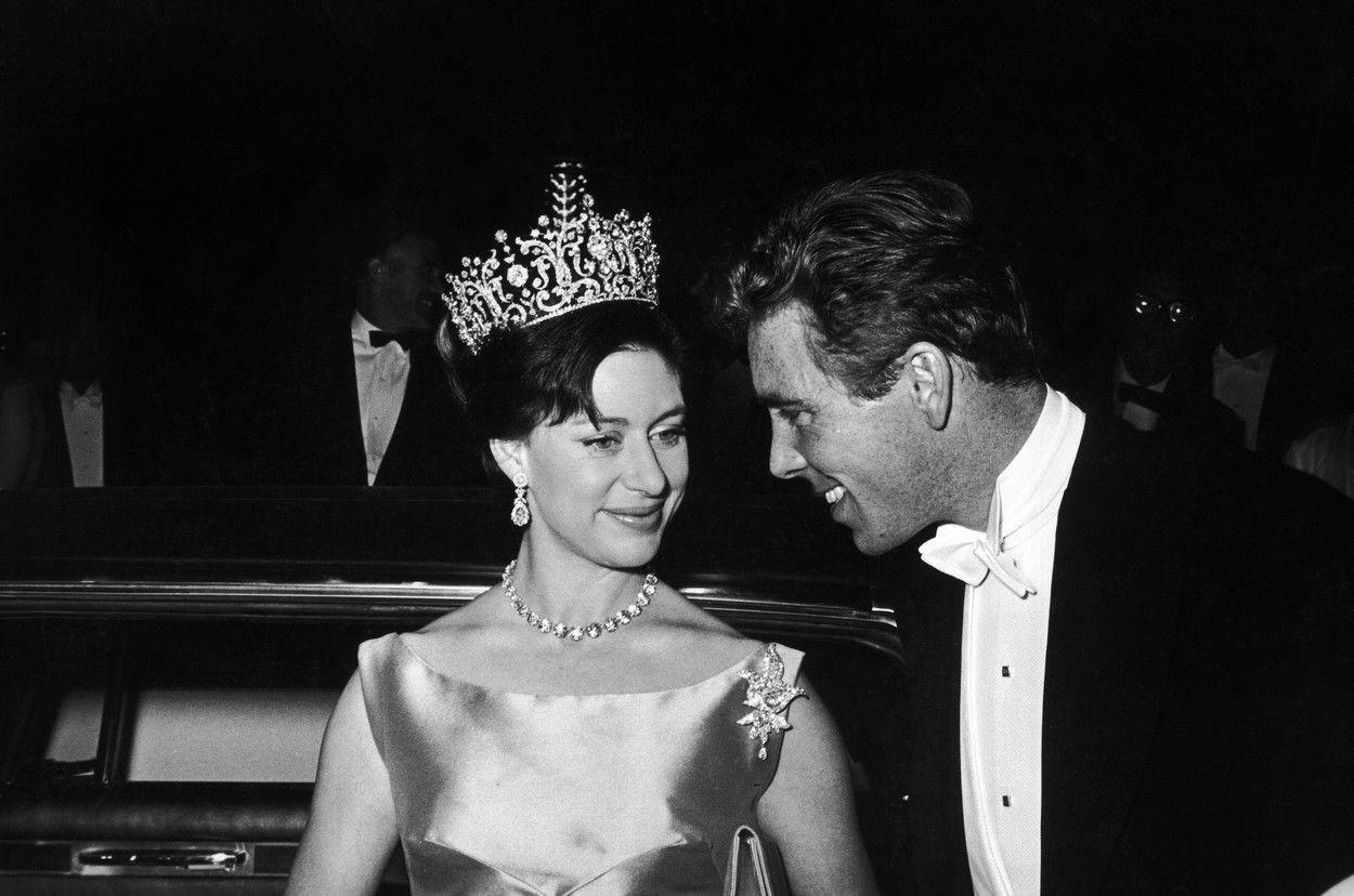 Margit hercegnő és Antony Armstrong-Jones