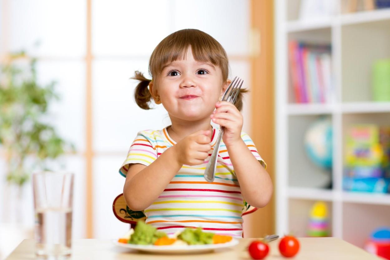 egészséges étkezés gyerekek
