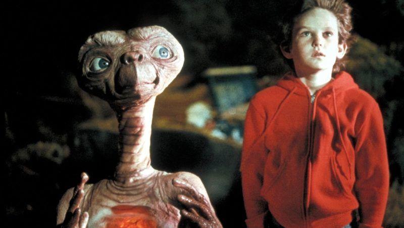 Henry Thomas és E.T.