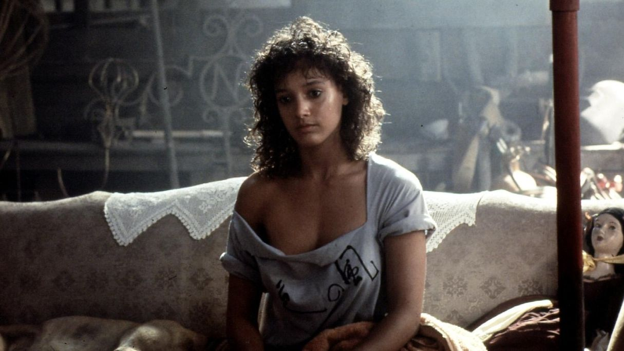 Jennifer Beals a Flashdance című filmben