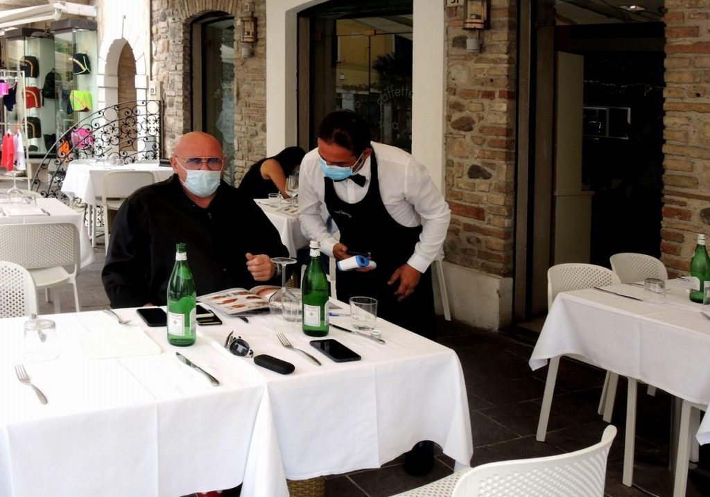 Kinyitnak a vendéglők Bresciában, a járvány után
