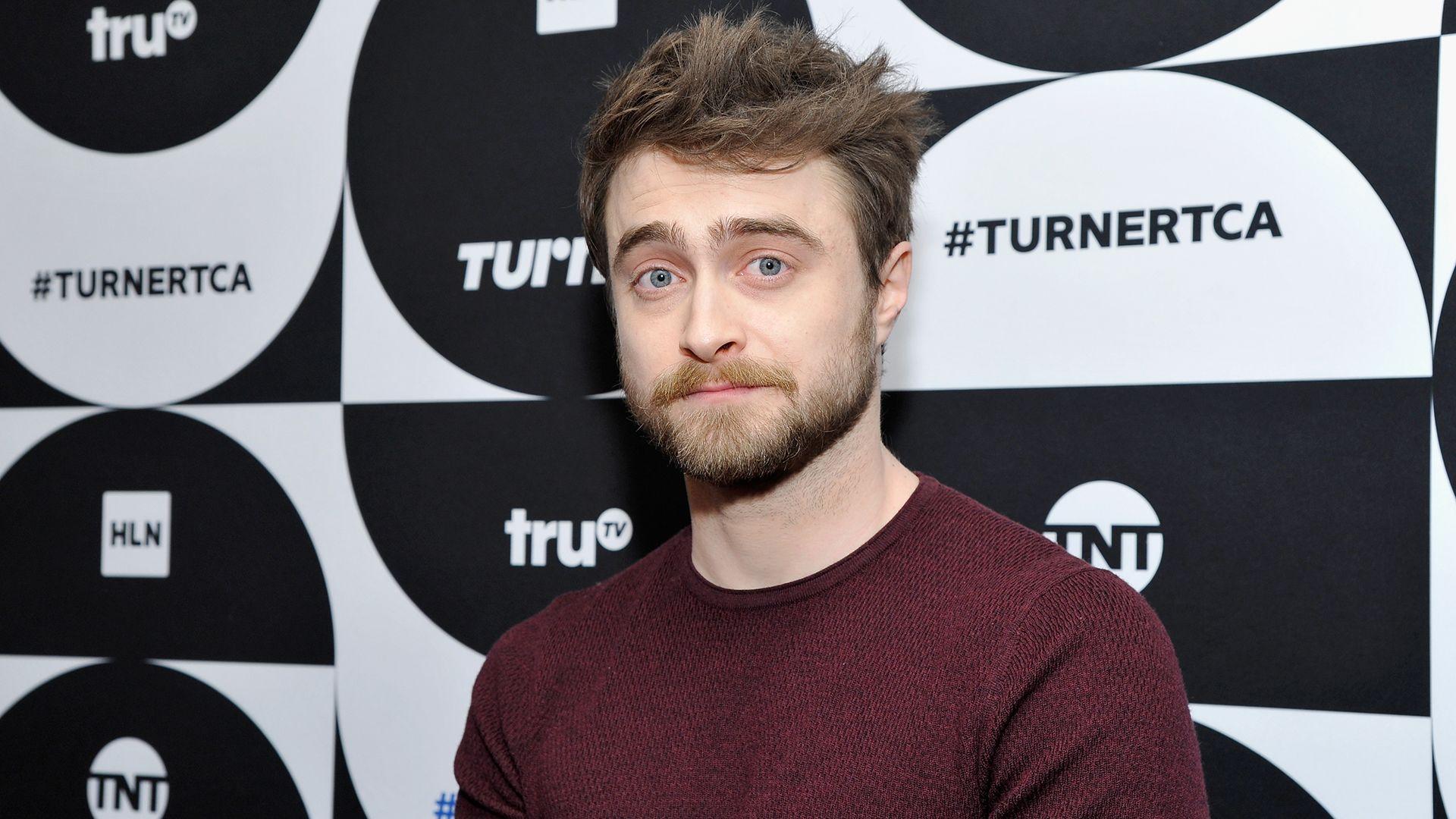 Daniel RAdcliffe helyretette J.K. Rowlingot