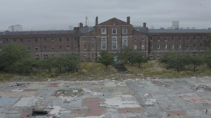 Elhagyatott kórház