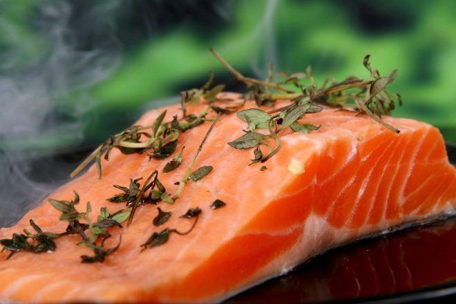 A halak segítenek a zsírégetésben