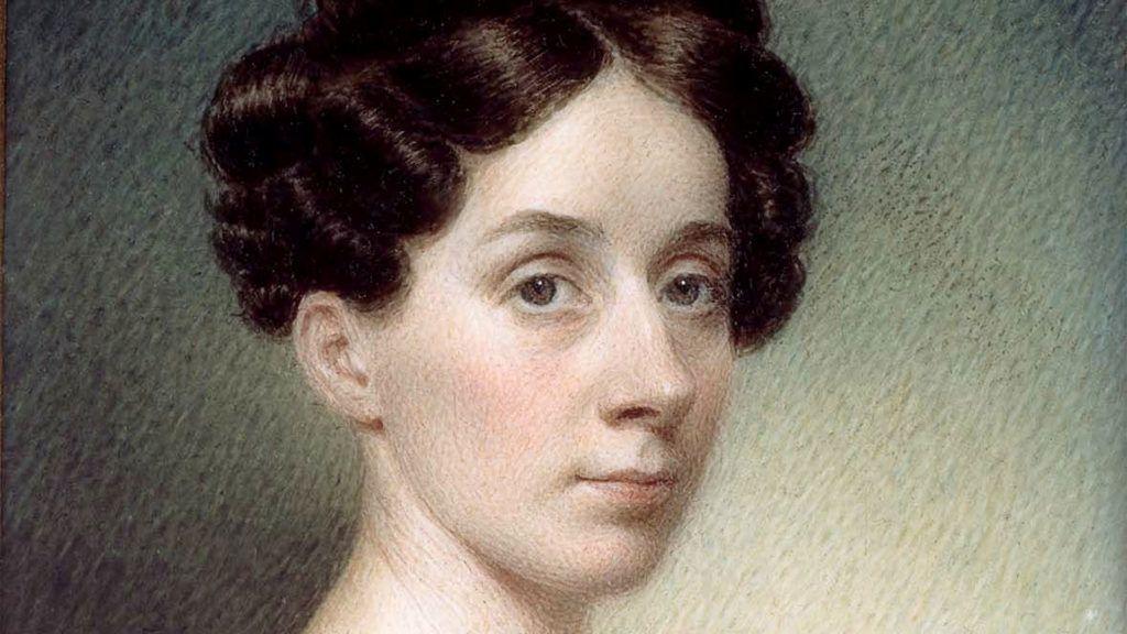 Mellszelfit küldött a XIX. századi festőnő