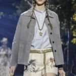 Simléderes nyári sapka - Christian Dior