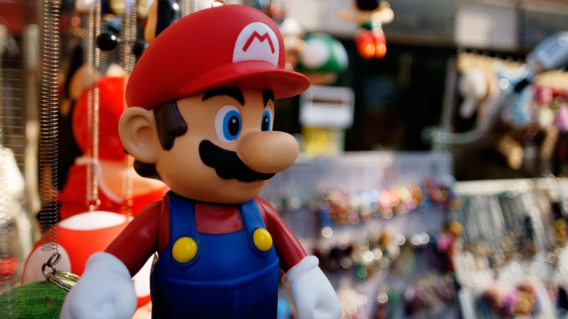 hűtőmágnesként kelt életre Super Mario