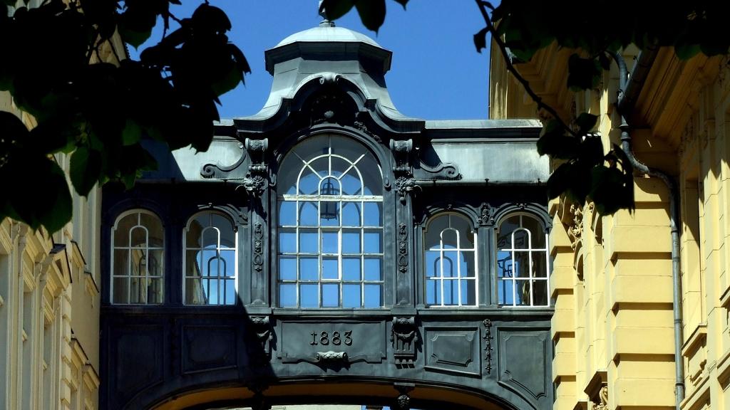 A Sóhajok hídja Szeged egyik különleges látnivalója.