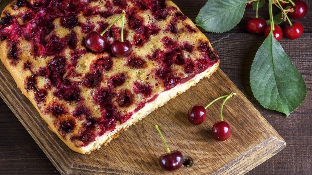 A retro meggyes süti, ahogy gyerekkorodból emlékszel
