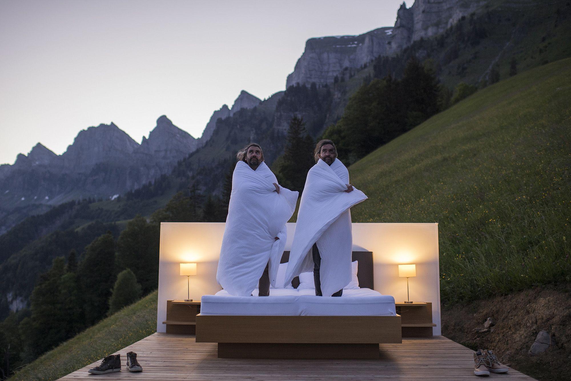 Nullacsillagos Szálloda Svájcban
