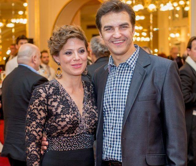 Szinetár Dóra és Dolhai Attila az Operettszínházban 2015-ben
