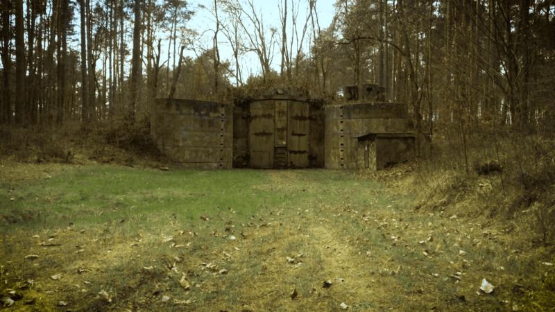 Elhagyatott bunker