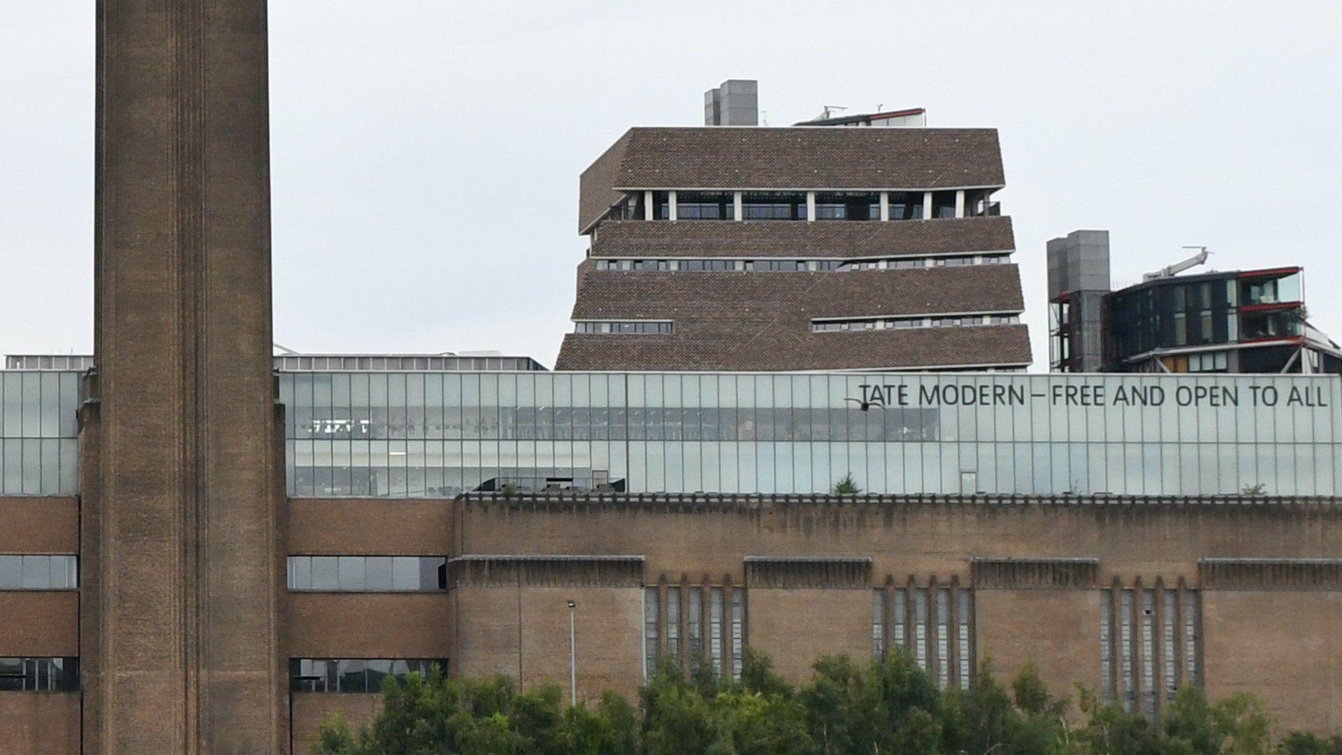 Tate Modern múzeum Londonban