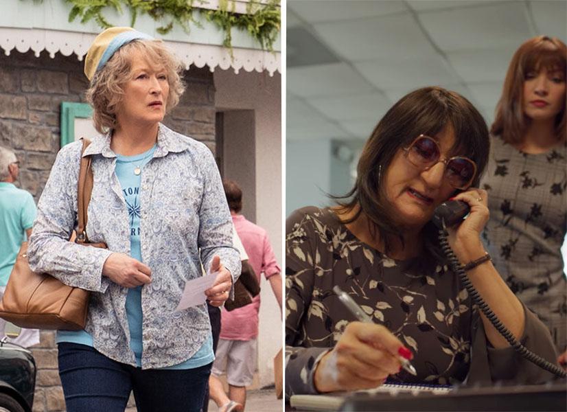 Meryl Streep nagy átváltozása